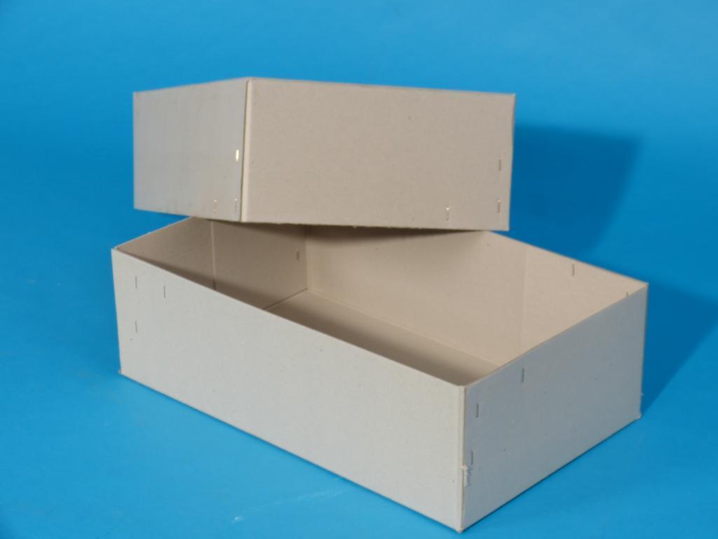Stülpkartons aus Kistenpappe