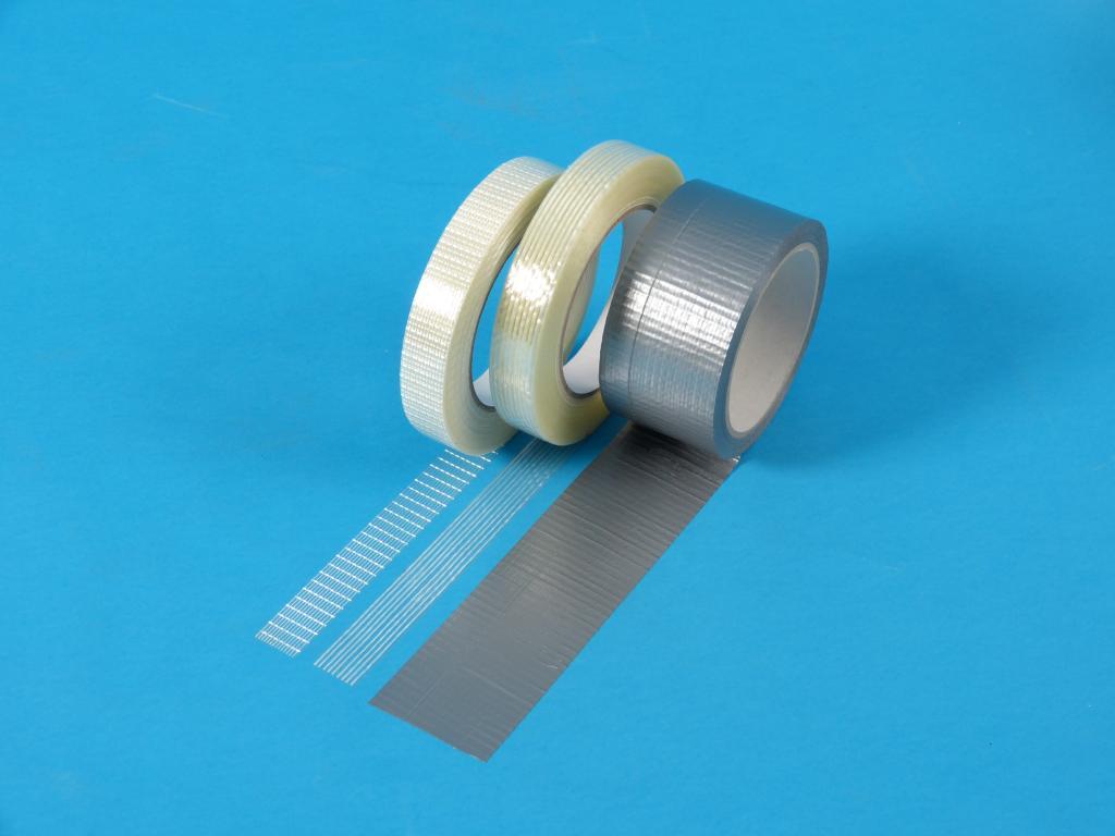 Filament- und Gewebebänder